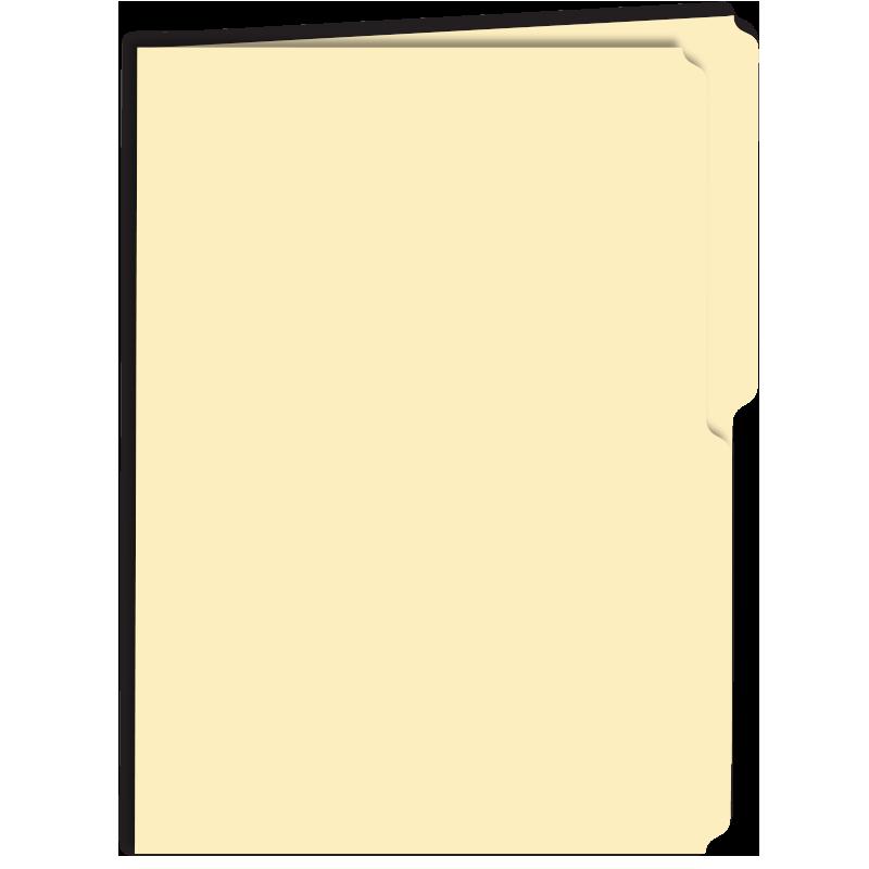folder manila para oficina